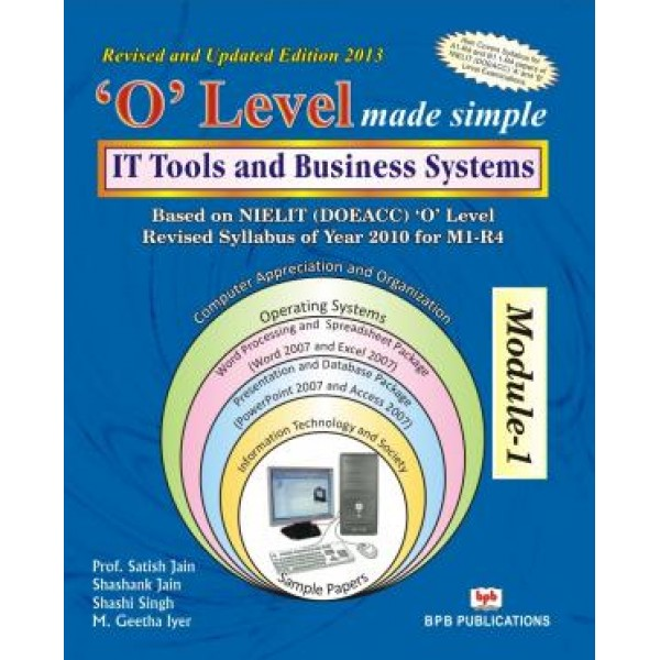 IT Tools & Business Systems (M1-R4) by  (Author) BPB Publications (Publisher)