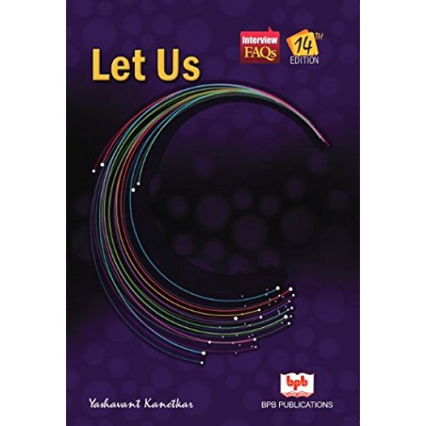 Let Us C – 14TH Edition13 July 2016