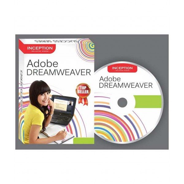 Learn Adobe Dreamweaver (Inception Success Series - CD)
