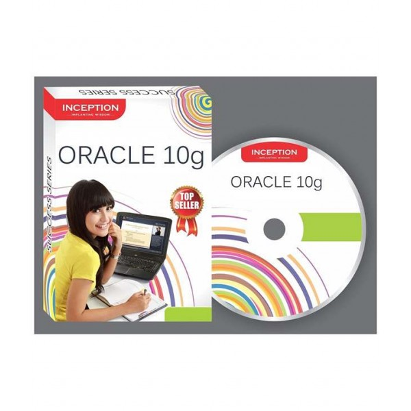 Learn ORACLE 10g (Inception Success Series - CD)