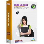 CBSE UGC NET Computer Science & Application - Online Training with Micro SD