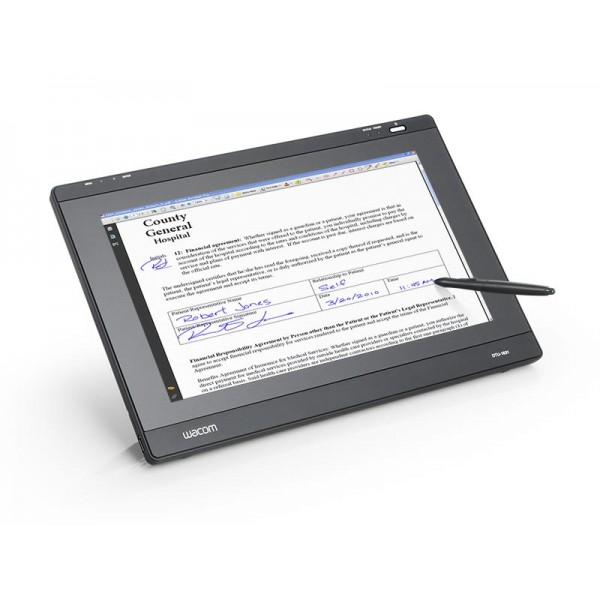 Wacom DTU 1631 intractive Pen display