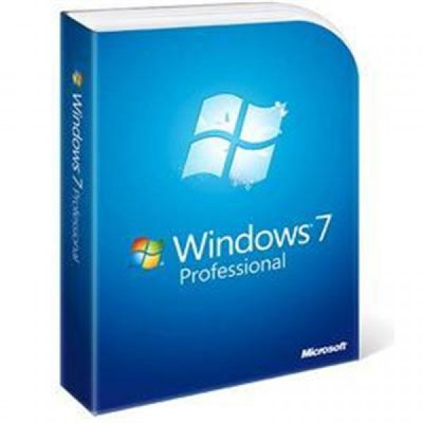 Windows 7 Professional 64 Bit OEM Single User