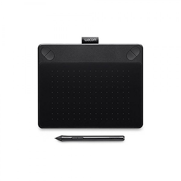 Wacom CTH-690/K0-CX Medium Art Pen and Touch Tablet (inch ), Black